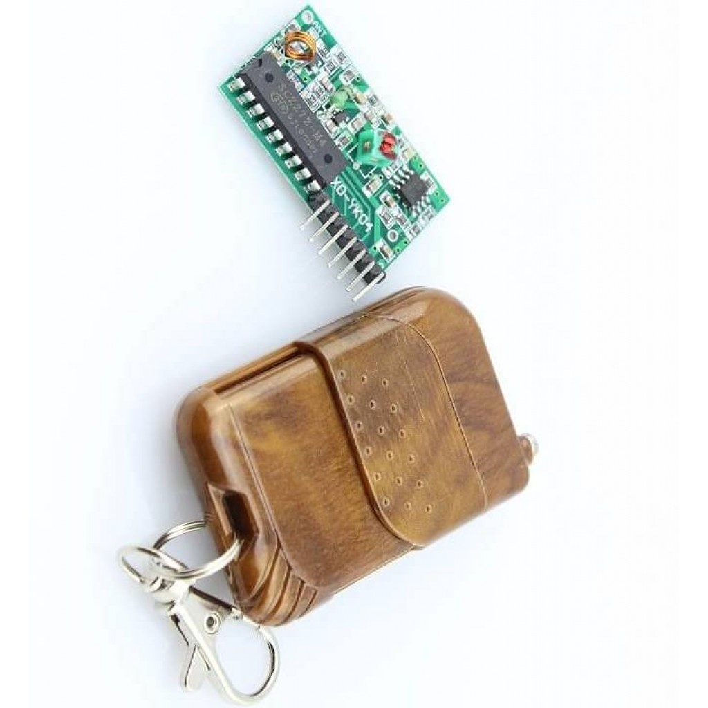 RF Controller Kit with Remote Control 315MHz