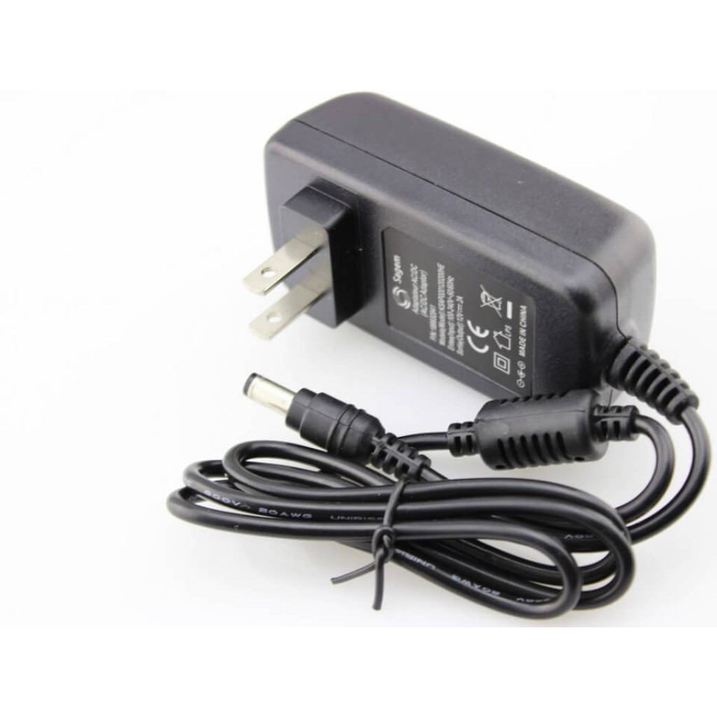 AC / DC 12V 2A Power Adapter