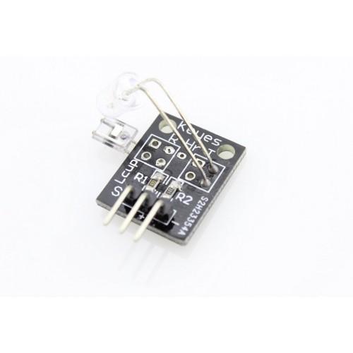 Finger Clip Heart Rate Sensor