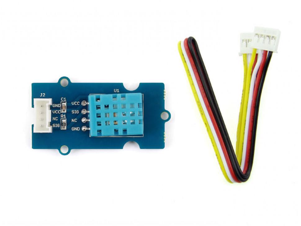 Temperature Humidity Sensor DHT 11 Grove
