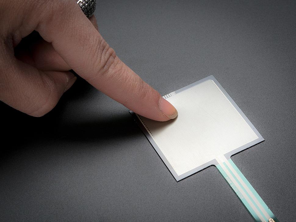 Force-Sensitive Resistor (FSR) Square