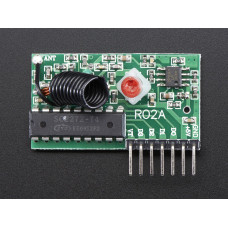 Simple RF T4 Receiver 315MHz Toggle Type
