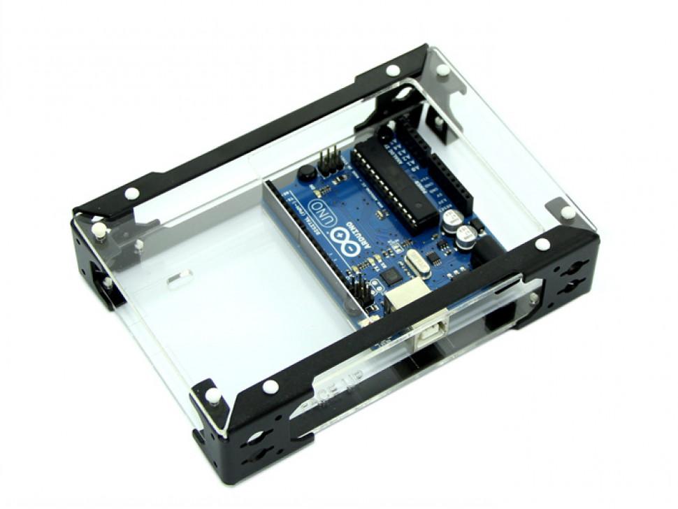 Arduino Enclosure Case Skeleton Box