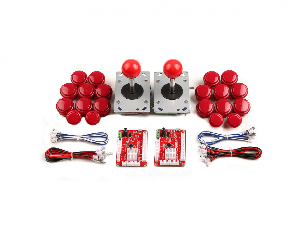 Arcade Retro Game Kit for Double Players