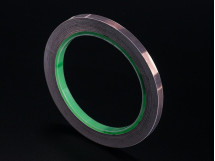 Copper Foil Tape with Conductive Adhesive - 5mm x 25 Meters