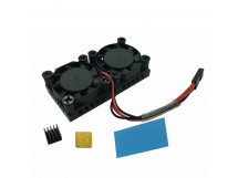 Raspberry Pi Ultimate Cooling Dual Fan