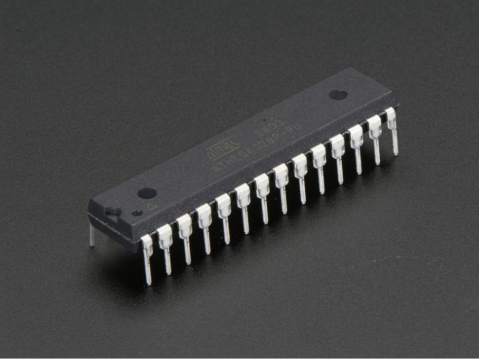 Atmega328P Bootloader programmed chip Arduino Compatible