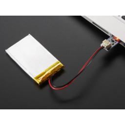 Adafruit Micro Lipo USB LiIon / LiPoly charger v1