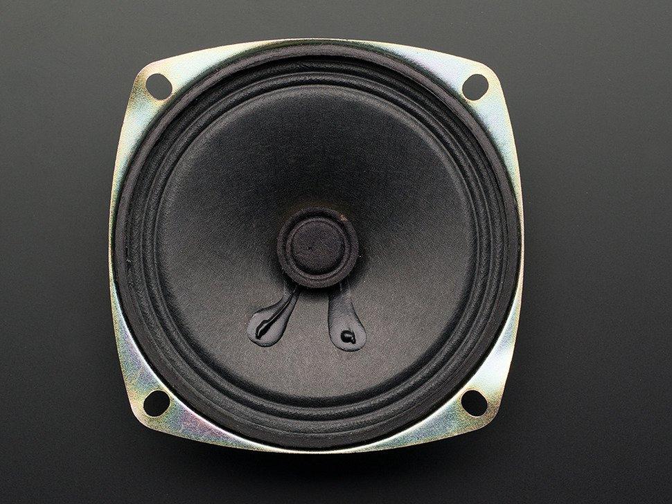 "Speaker 3"" Diameter 8 Ohm 1 Watt"