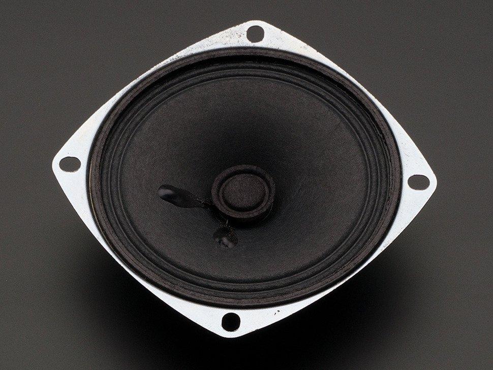"Speaker 3"" Diameter 4 Ohm 3 Watt"