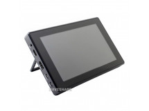 7inch Capacitive Touch Screen LCD with Case, 1024x600, HDMI Raspberry Pi