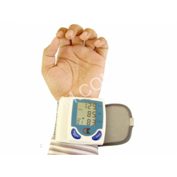 Blood Pressure Sensor Serial Output