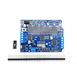 Motor/Stepper/Servo Shield for Arduino v2 Kit - v2.3
