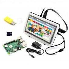 Raspberry Pi 3 Model B+ LCD HDMI Kit