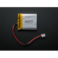 Battery Lithium Ion Polymer 3.7v 500mAh