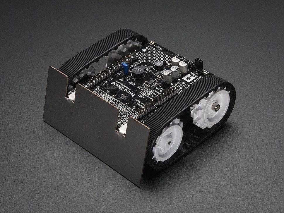 Zumo Robot for Arduino v1.2