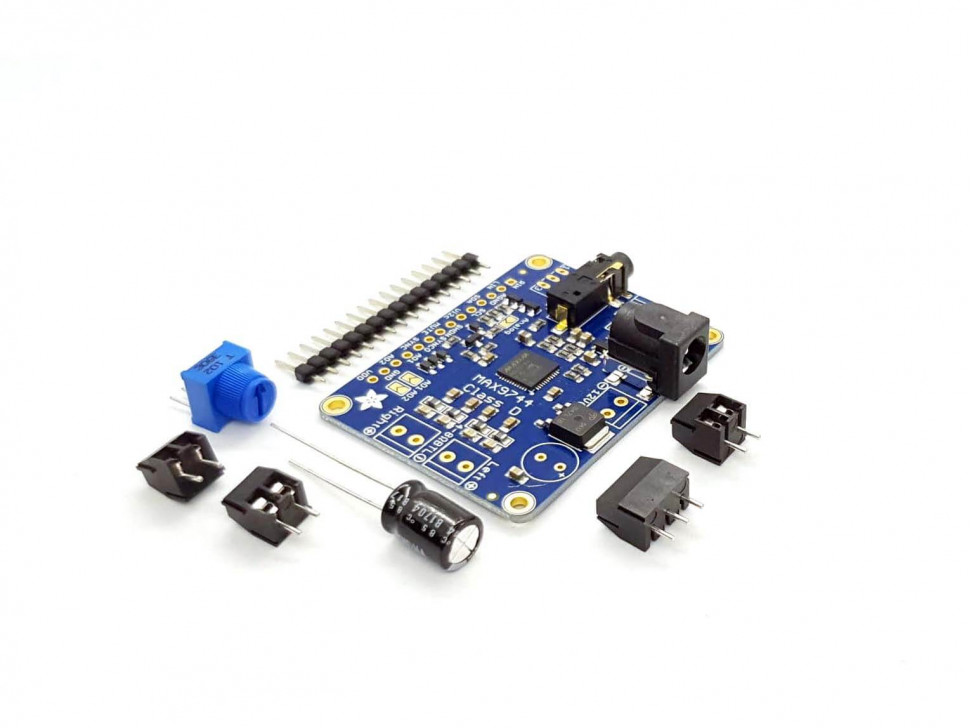 Stereo 20W Class D Audio Amplifier MAX9744