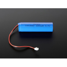 Battery Lithium Ion Cylindrical 3.7v 2200mAh