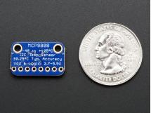 Temperature Sensor MCP9808 High Accuracy I2C Breakout Board
