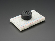 Breadboard-Friendly PCB Mount Mini Speaker 8 Ohm 0.2W