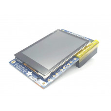 "PiTFT 2.8"" TFT 320x240 + Capacitive Touchscreen for Raspberry Pi"