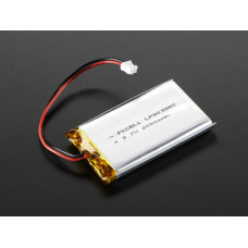 Battery Lithium Ion 3.7v 2000mAh