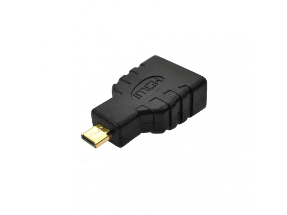 HDMI Micro to Standard HDMI Adapter for Raspberry Pi 4