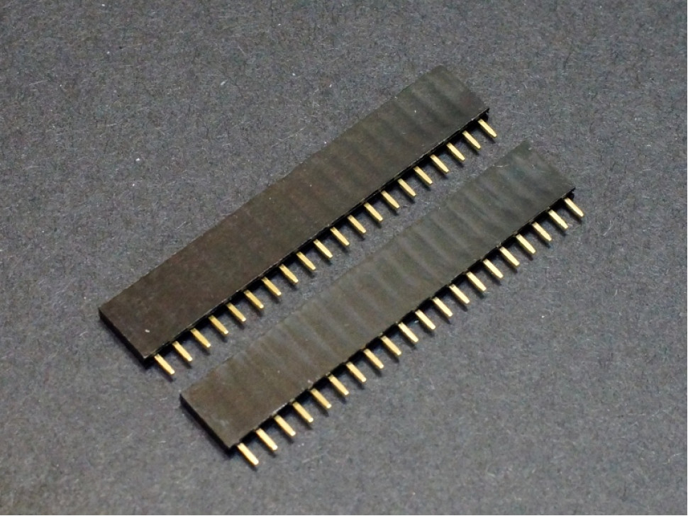 Female Header 1x20 Arduino 5PCS