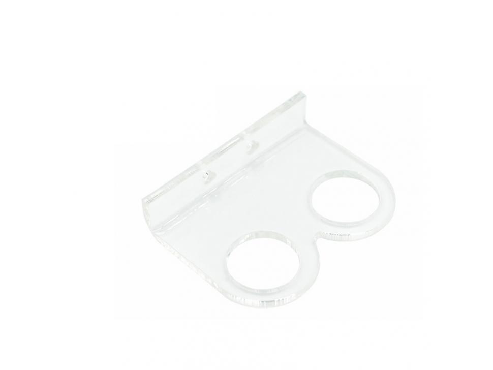 Ultrasonic Sensor Acrylic Mounting Bracket