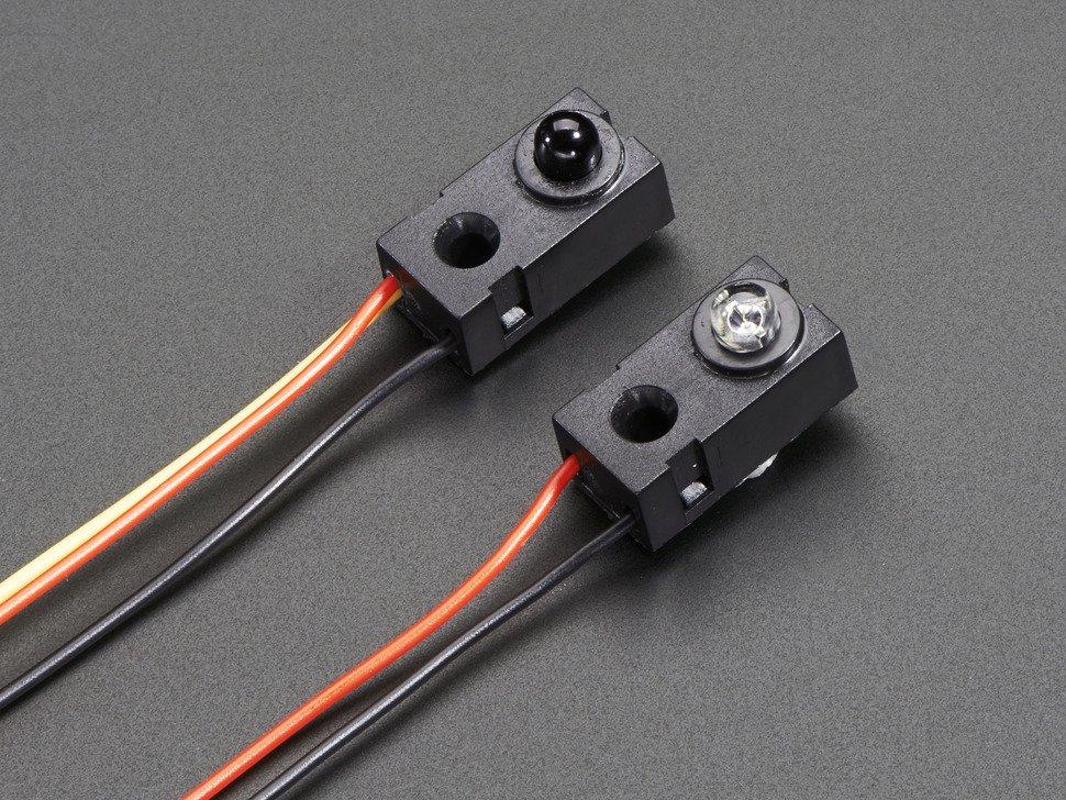 IR Break Beam Sensor 5mm LEDs