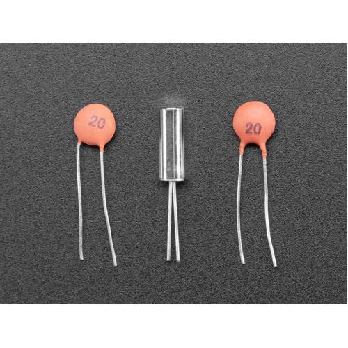 32.768 KHz Crystal 12.5pF capacitor load