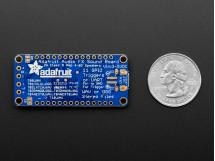 Audio FX Sound Board + 2x2W Amp WAV/OGG Trigger 16MB Adafruit