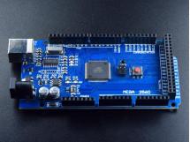 Mega 2560 R3 ATmega2560-16AU CH340G Board + USB Cable with Arduino