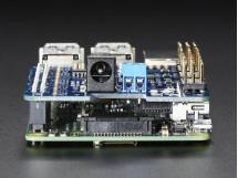 Raspberry Pi 16-Channel PWM Servo HAT Mini Kit Adafruit