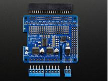 Raspberry Pi DC Stepper Motor HAT Mini Kit Adafruit