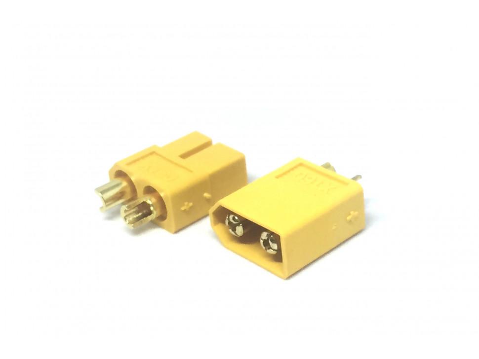 XT60 Connectors Male/Female Pair