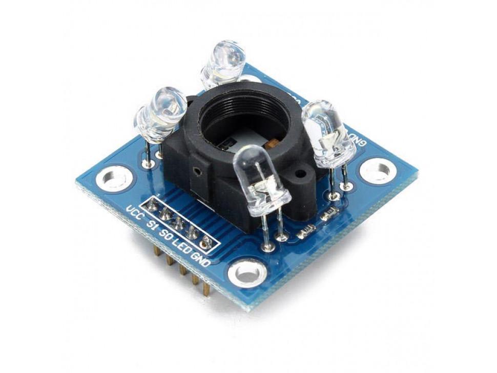 Color Recognition Sensor TCS3200 Module for Arduino