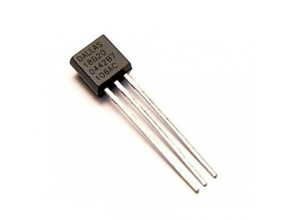 Temperature DS18B20 Sensor TO-92 Form