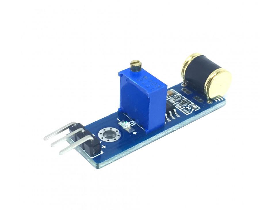 Vibration / Shock Sensor 801S Module for Arduino