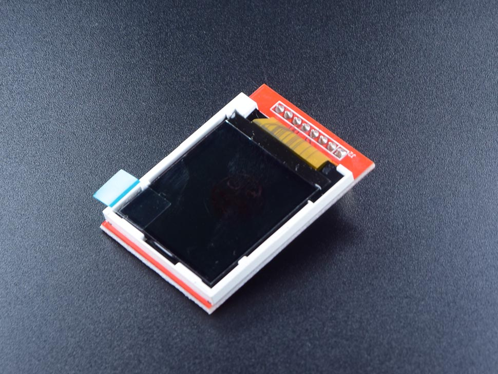 """TFT LCD 1.44"""" 128x 128 with SPI Interface"""