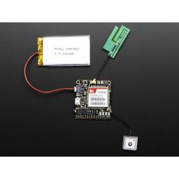 Antenna Passive GPS uFL - 15mm x 15mm 1 dBi gain