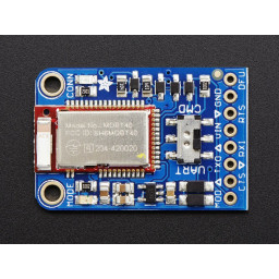 Adafruit Bluefruit LE UART Friend - Bluetooth Low Energy (BLE)