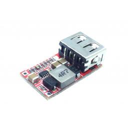 DC 6-24V to 5V USB Output Step Down Module