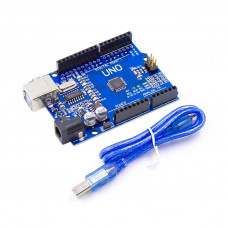 Arduino Uno R3 CH340 with Cable