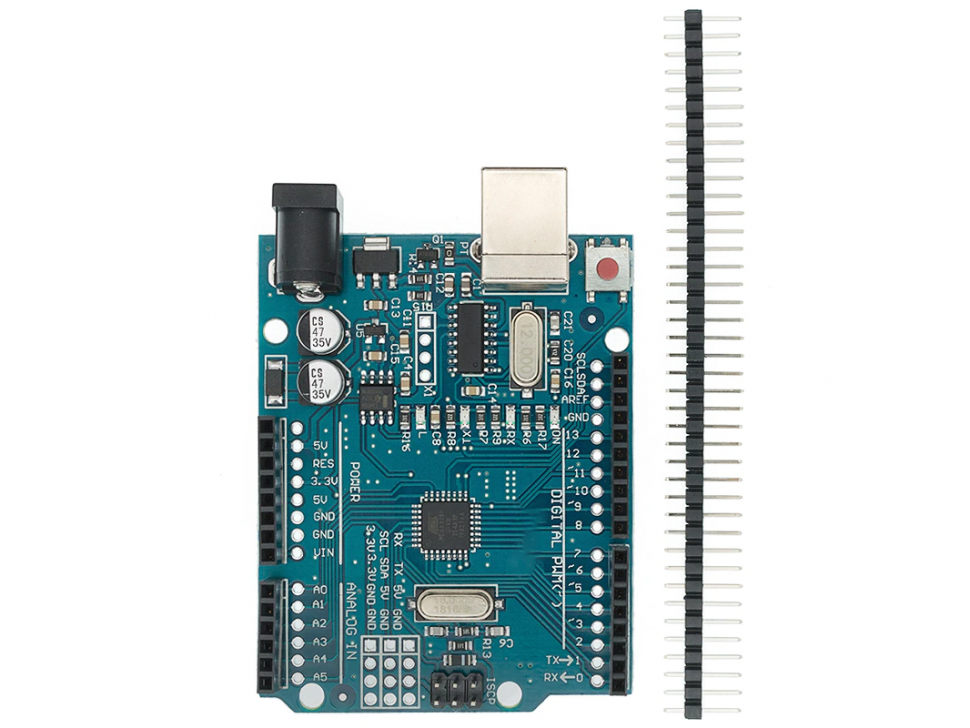 Uno R3 CH340 Arduino Compatible