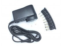 AC / DC Switching Power Supply Selectable Output 3 to 12VDC