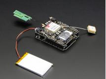 FONA 808 Shield Mini Cellular GSM GPS for Arduino Adafruit