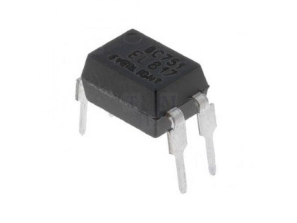 Phototransistor Photocoupler EL817 10PCS