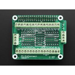 Raspberry Pi EzConnect Terminal Block Breakout HAT