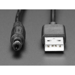 USB to 2.1mm DC Booster Cable 9V